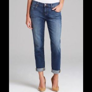 Eileen Fisher boyfriend jean size 2